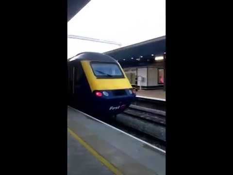 British Rail Class 43 HST