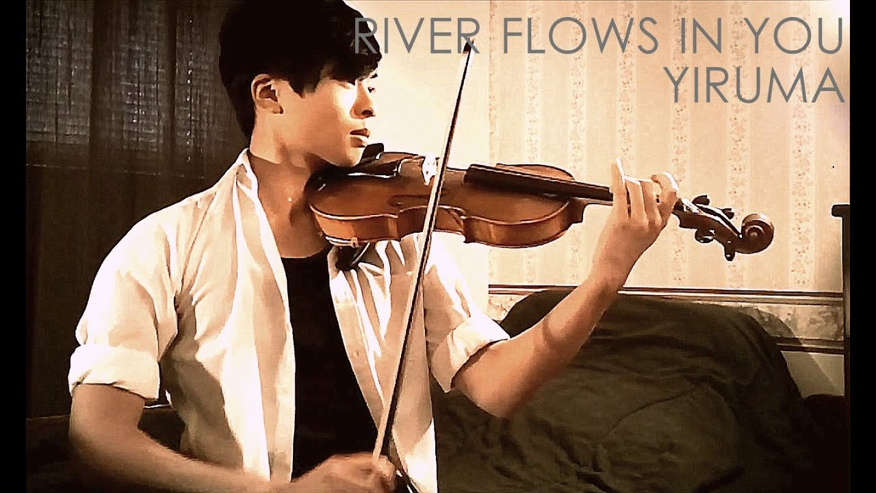 River Flows in You Violin Cover - Yiruma - Daniel Jang - YouTube