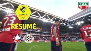 LOSC - Montpellier Hérault SC ( 0-0 ) - Résumé - (LOSC - MHSC) / 2018-19