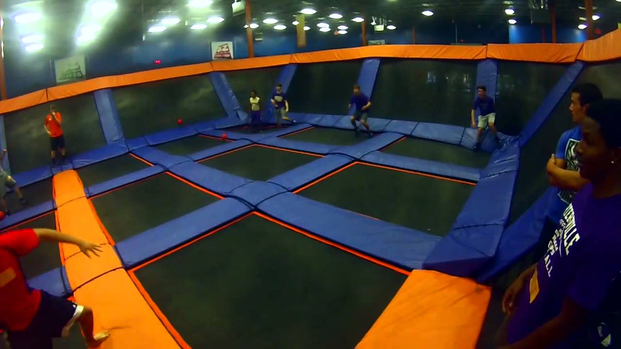 sky zone kennesaw dodgeball tournament youtube