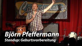"""Björn Pfeffermann: """"Geburtsvorbereitung"""""""