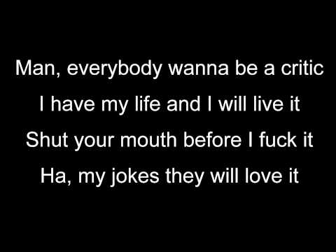 KiD CuDi - Cudi Zone w/ LYRICS