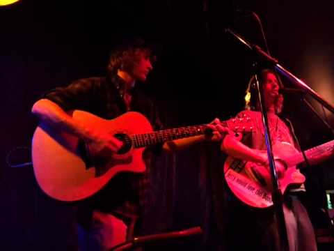 Ian Engles and AJ O'Reilly Live at the Elbo Room