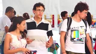 Entrevista Leonardo Boff - 1º Encontro de Juventudes e Espiritualidade Libertadora