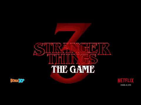 Stranger Things 3 The Game - Official Trailer