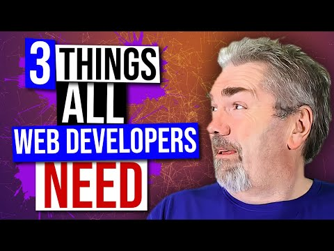 Three Core Skills Every Web Developer Needs | Programming Tip of the Day – 2019 thumbnail