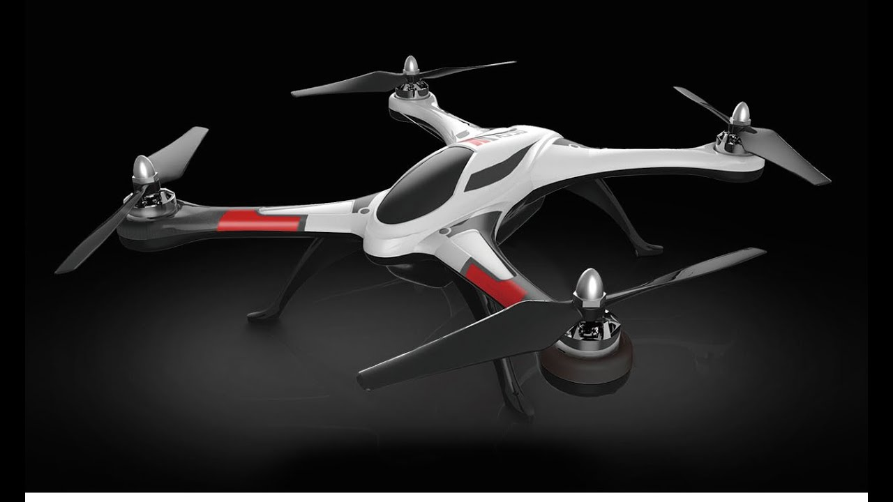 XK X350 Brushless 3D Quadcopter – Test Flight