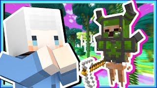 【Minecraft   暮光森林】#19 黑暗森林的地下遺跡❗幻影騎士跟哥布林騎士❓