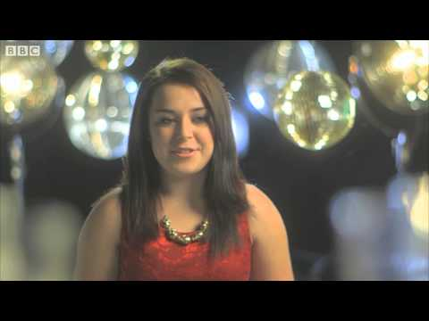 Dani Harmer  Strictly Come Dancing 2012  BBC One