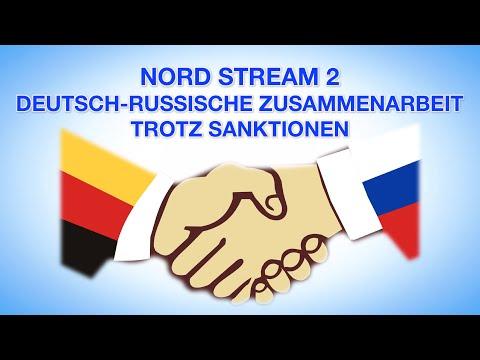 Nord Stream 2. Deutsch-Russische Zusammenarbeit trotz Sanktionen