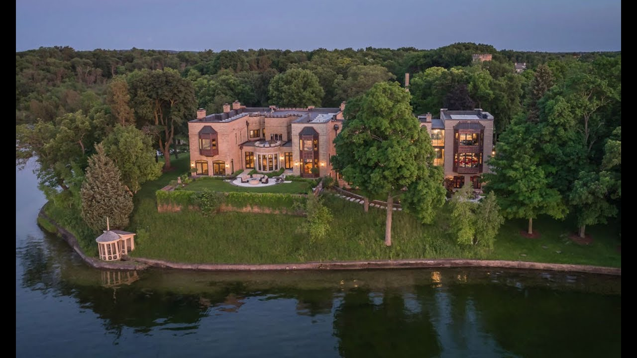 One of the most expensive wisconsin homes for sale youtube for Home builders in wisconsin