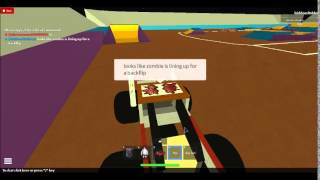 Roblox monster jam fox sports 1 (zombie)