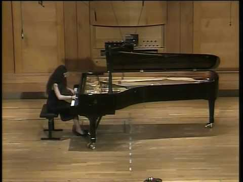 Lika Bibileishvili. Beethoven - Sonata op.10 no.3, part 1