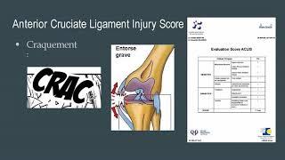 LCA : diagnostic de rupture