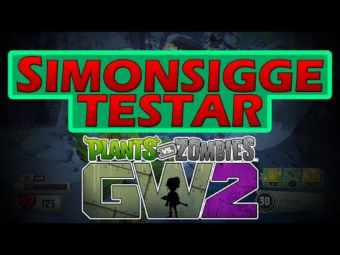 Simonsigge testar: #6 - Plants vs Zombies: Garden Warfare 2