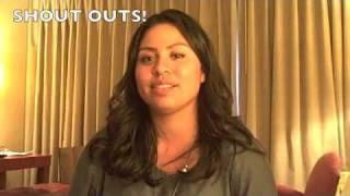 Vanessa Cruz American Idol Outtakes Mariah Carey Outside & Melt Away