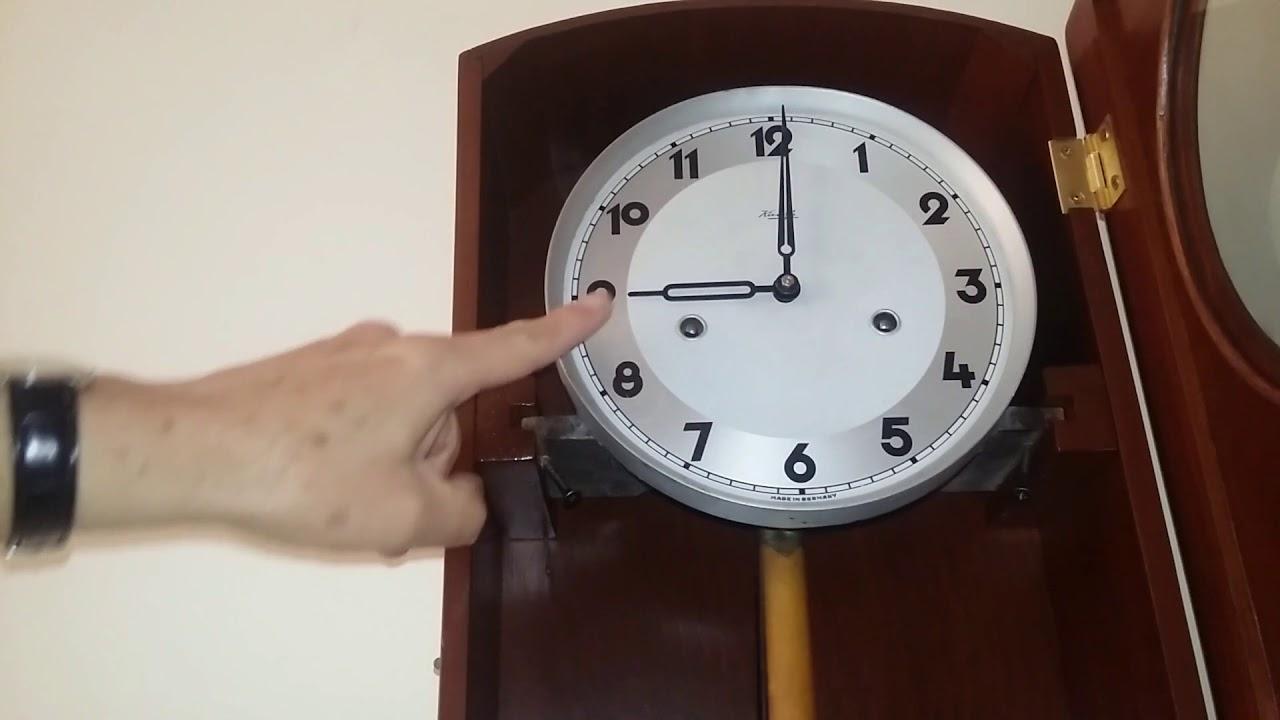 Reloj de pared arreglar manecillas soner a youtube - Reloj decorativo de pared ...