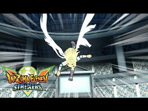 Inazuma Eleven Strikers Go 2013 My Team Zeus VS Royal Academy Wii Epic Hissatsus (hacks for Dolphin)