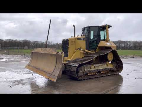 Gebruikte bouwmachine Caterpillar D6N LGP Bulldozer