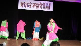 MMNA 2012 LA - North East Bhangra
