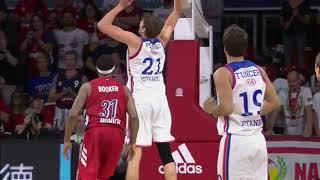 #EuroLeague: Ekim Ayı En İyi Smaçlar