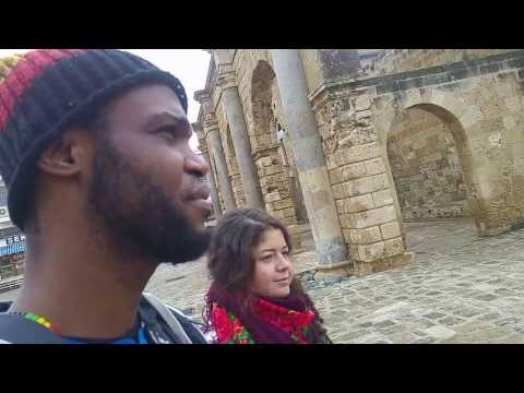Walking tour Famagusta Cyprus, Turkey