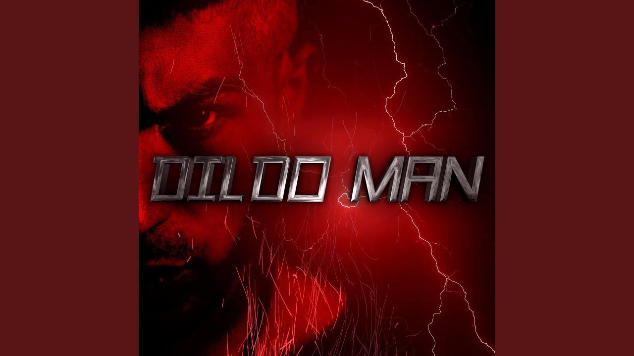 using Dildo man