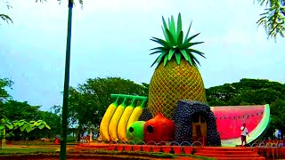 The Complete NTR Gardens, Hyderabad | ComeTube HD Video!