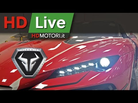 "Italdesign: dove nascono ""Automobili Speciali"" 