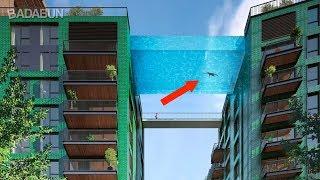Las piscinas más increíbles del mundo