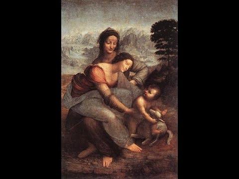 La vie de Sainte Anne, la mère de la Vierge Marie (+ vers l'an 0), par Arnaud Dumouch