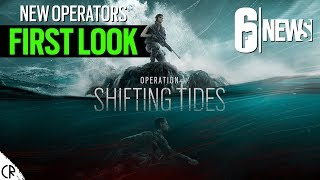 First Look - New Operators - Kali & Wamai - Shifting Tides - Rainbow Six Siege