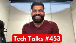 Tech Talks #453 - Facebook Police, Lost Luggage Tracking, Nuclear SpaceShip, AI for Smiles