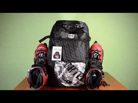 Обзор рюкзака для роликов Flying Eagle Portech Backpack Big