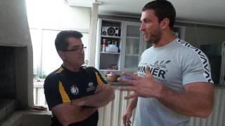 Дмитрий Клоков и Юрий Саркисян -Австралия Мельбурн