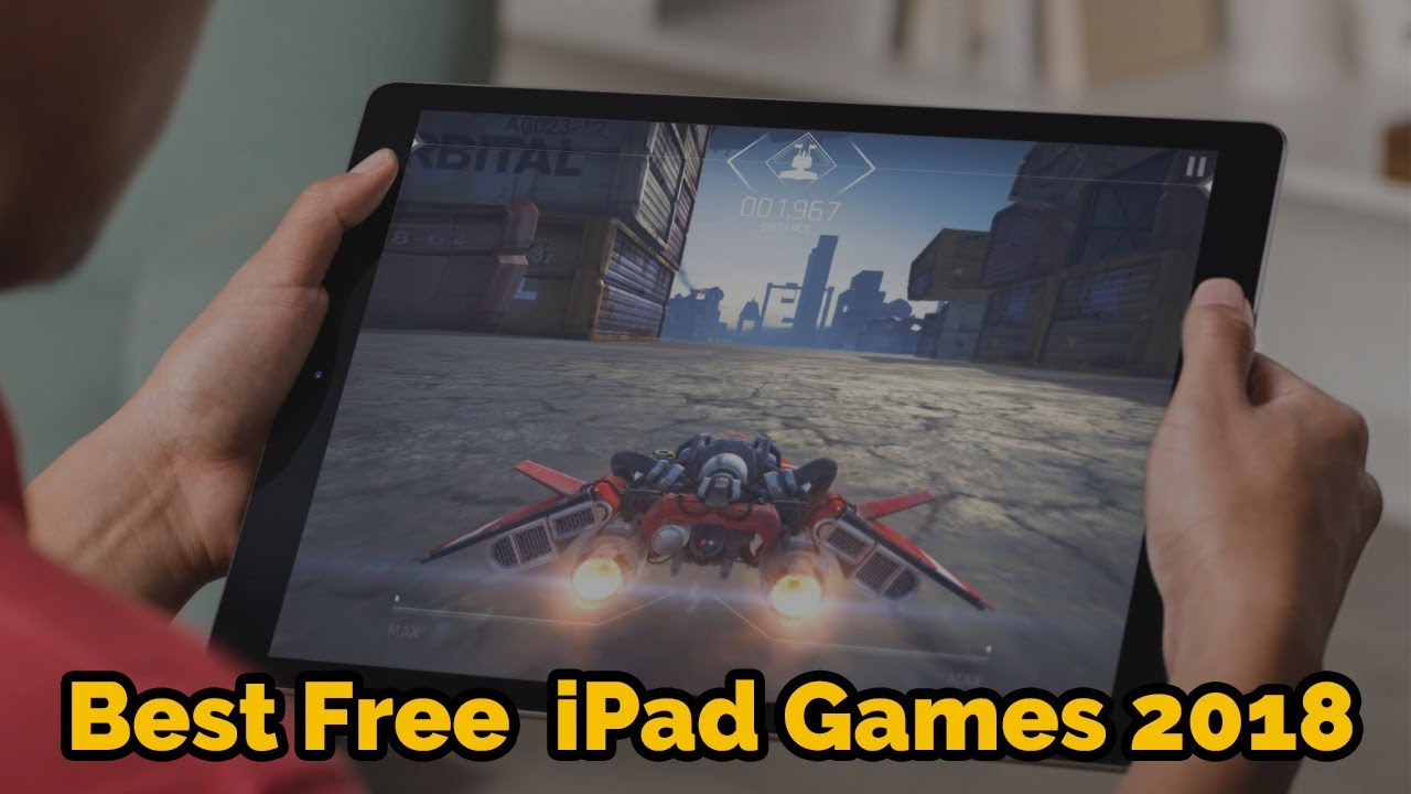 best games free games for ipad
