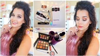 Back To School Fall Makeup Look & GIVEAWAY!!!