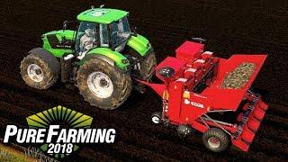 Sadzenie ziemniaków - Pure Farming 2018   #41