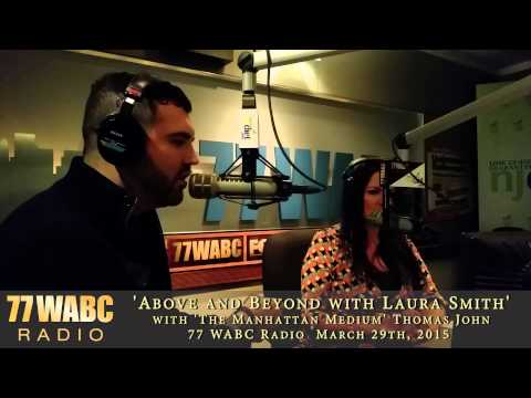 'Above and Beyond with Laura Smith' - March 29th, 2015