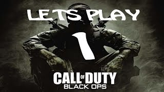 Lets Play COD Black Ops Part 1 Bay of Pigs