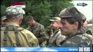 Новое боевое оружие появилось у ополченцев ДНР и ЛНР!Смотреть всем 11 11 2014