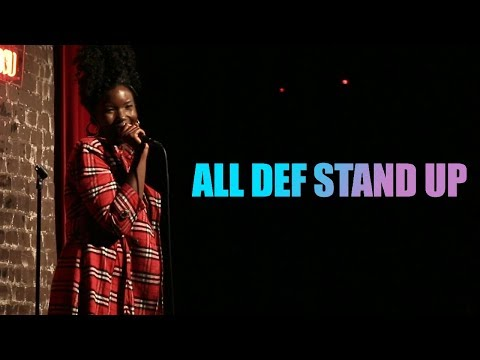 Jonnae - Jill Scott Is My Spirit Animal | All Def Stand-Up