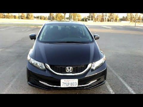2015 Honda Civic SE (Special Edition)