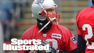 Tom Brady Dealing With Injury To Throwing Hand Ahead Of AFC Game | SI Wire | Sports Illustrated