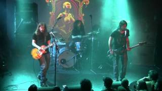 The Atomic Bitchwax - Shitkicker, So Come On & Kiss The Sun live @ Roadburn Festival 2011