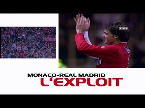 Quand Monaco écrasait le Real Madrid en Ligue des Champions