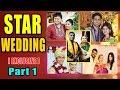 Marathi Actress Wedding | Part 1 | Sai Tamhankar,Swapnil Joshi,Tejaswini Pandit