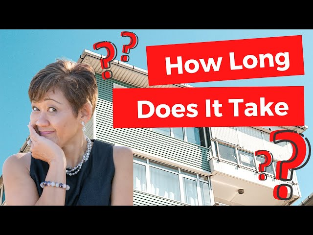 How Long Does It Take To Sell My Home? | Kasama Lee, Napa and Solano Counties Realtor