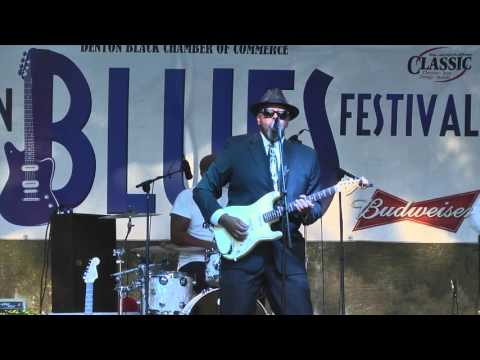 2015 DENTON BLUES FESTIVAL   ZAC HARMON