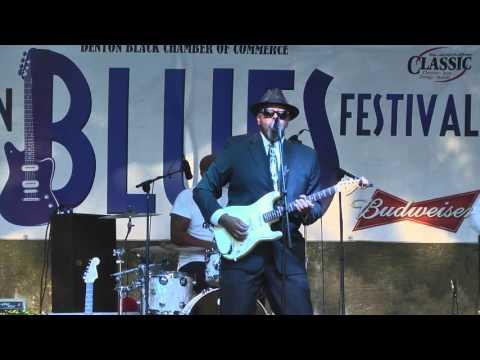 2015 DENTON BLUES FESTIVAL   ZAC HARMON